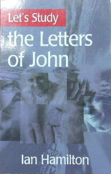 Image for Let's Study the Letters of John.