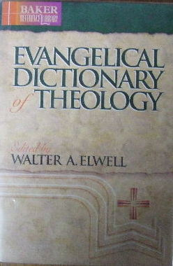 Image for Evangelical Dictionary of Theology.