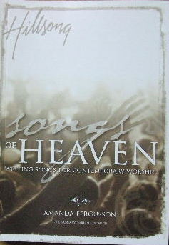 Image for Songs of Heaven.  Writing songs for contemporary worship