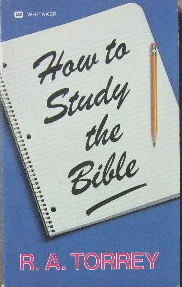 Image for How to Study the Bible.