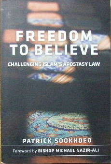 Image for Freedom To Believe  Challenging Islam's Apostacy Law