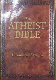 Image for The Atheist Bible.