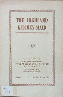 Image for The Highland Kitchen-Maid.
