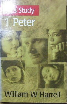 Image for Let's Study 1 Peter.