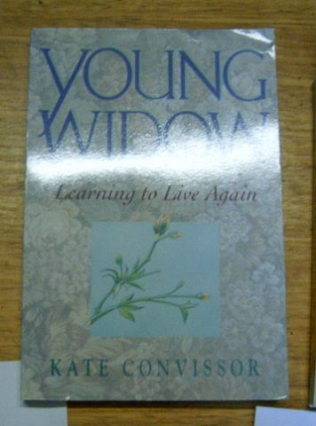 Image for Young Widow  Learning to Live Again