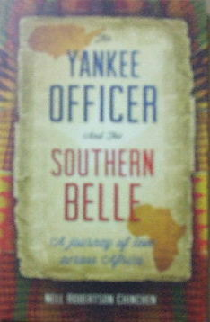Image for The Yankee Officer And The Southern Belle.