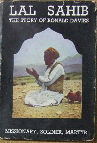 Image for Lal Sahib  The Story of Ronald Davies