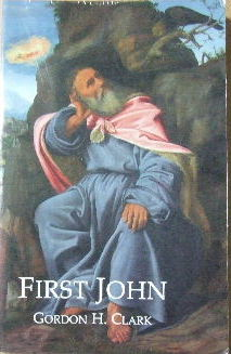 Image for First John. A Commentary.