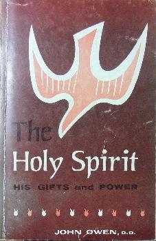Image for The Holy Spirit - His gifts and power