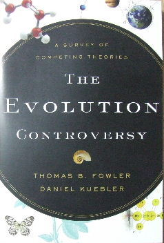 Image for The Evolution Controversy: A Survey of Competing Theories.