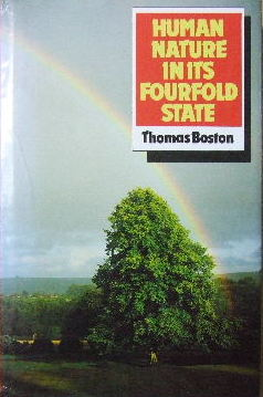 Image for Human Nature in its Fourfold State.
