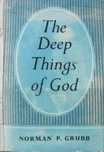 Image for The Deep Things of God.