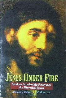 Image for Jesus Under Fire.