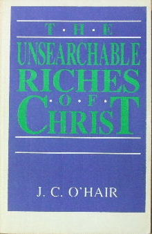 Image for The Unsearchable Riches of Christ.