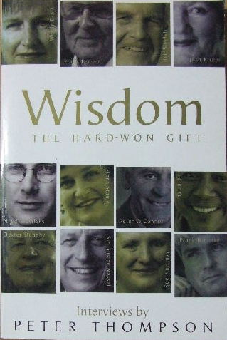 Image for Wisdom - the hard-won gift.