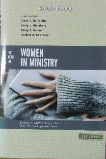 Image for Two Views On Women In Ministry  Counterpoints