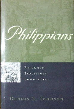 Image for Philippians  (Reformed Expository Commentary)