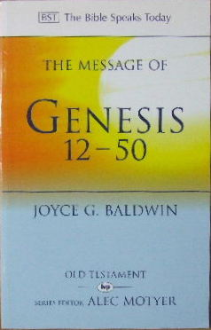 Image for The Message of Genesis 12 - 50.