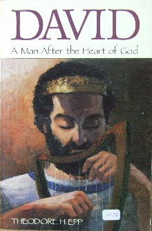 Image for David, a man after the heart of God.