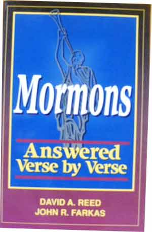 Image for Mormons Answered Verse By Verse.