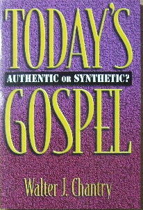 Image for Today's Gospel  Authentic or Synthetic?