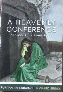 Image for A Heavenly Conference  between Christ and Mary