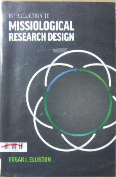 Image for Introduction to Missiological Research Design.
