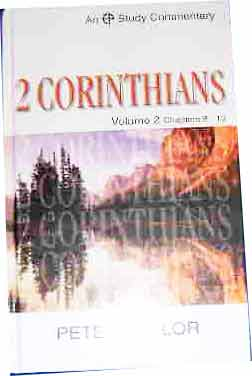 Image for 2 Corinthians. Volume 2 (Chapters 8 - 13).