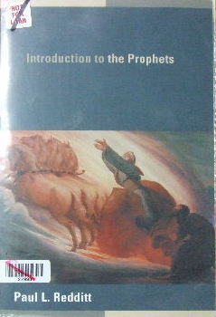 Image for Introduction to the Prophets.