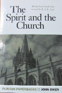 Image for The Spirit and the Church  (Abridged and made easy to read by R J K Law)