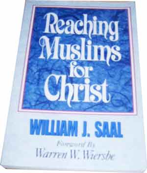 Image for Reaching Muslims For Christ.
