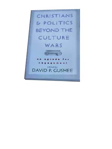Image for Christian & Politics Beyond the Culture Wars  An Agenda for Engagement