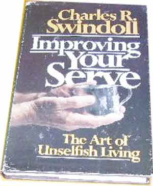 Image for Improving Your Serve  The Art of Unselfish Living