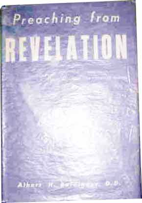 Image for Preaching from Revelation.