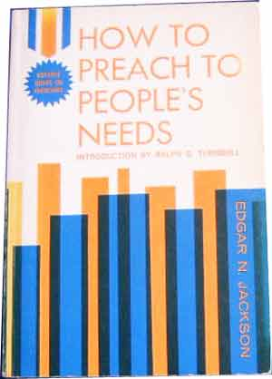 Image for How To Preach To People's Needs.