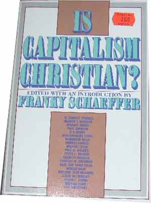 Image for Is Capitalism Christian?  Toward a Christian Perspective on Economics