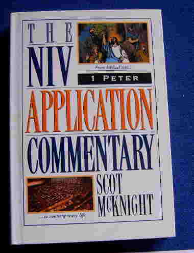 Image for 1 Peter  The NIV Application Commentary