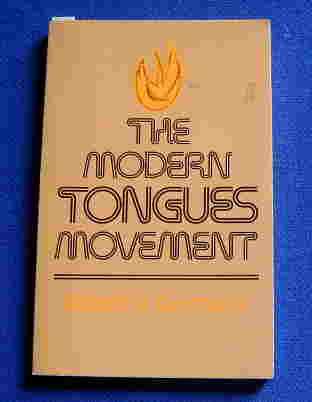 Image for The Modern Tongues Movement.