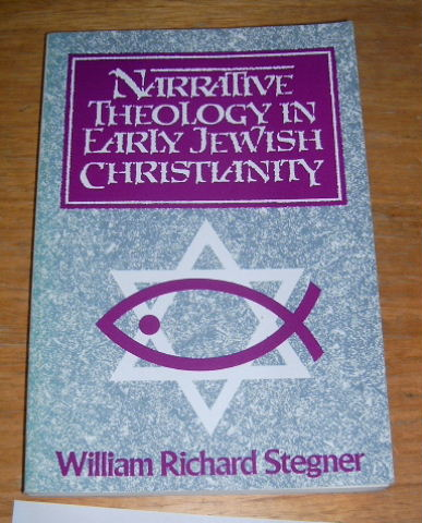 Image for Narrative Theology in Early Jewish Christianity.