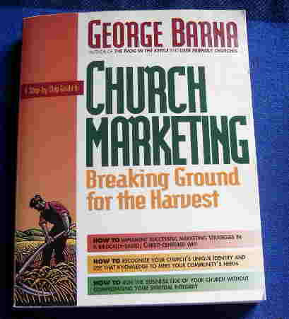Image for A Step by Step Guide to Marketing The Church.