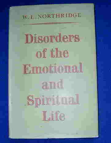 Image for Disorders of the Emotional and Spiritual Life.