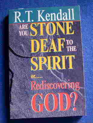 Image for Are You Stone Deaf to the Spirit  or Rediscovering God?