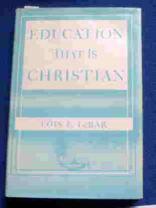 Image for Education That Is Christian.