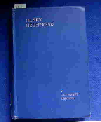Image for Henry Drummond  A Biographical Sketch