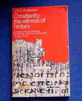 Image for Christianity: The Witness of History.