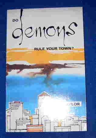 Image for Do Demons Rule Your Town.