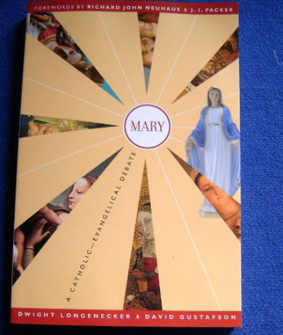 Image for Mary: A Catholic - Evangelical Debate.