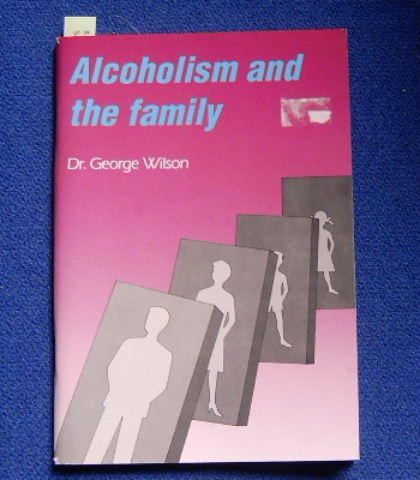 Image for Alcoholism and the Family.
