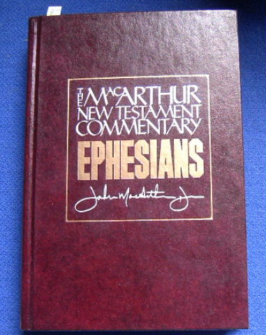 Image for Ephesians  The MacArthur New Testament Commentary