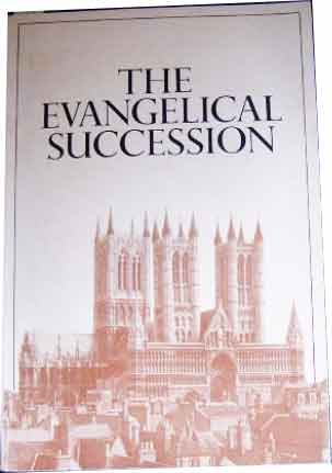 Image for The Evangelical Succession in the church of England.